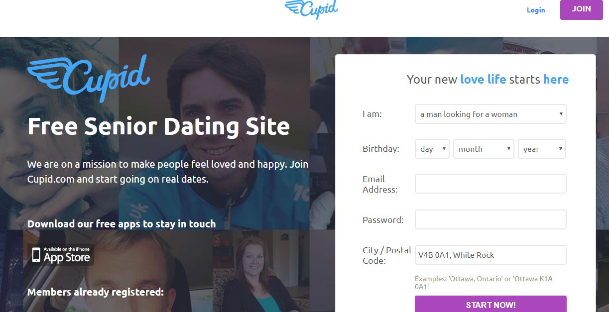 Online dating site promo codes