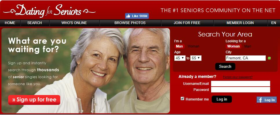 Best free online dating sites for seniors in Perth